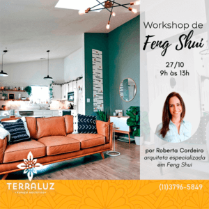 Workshop de Feng Shui